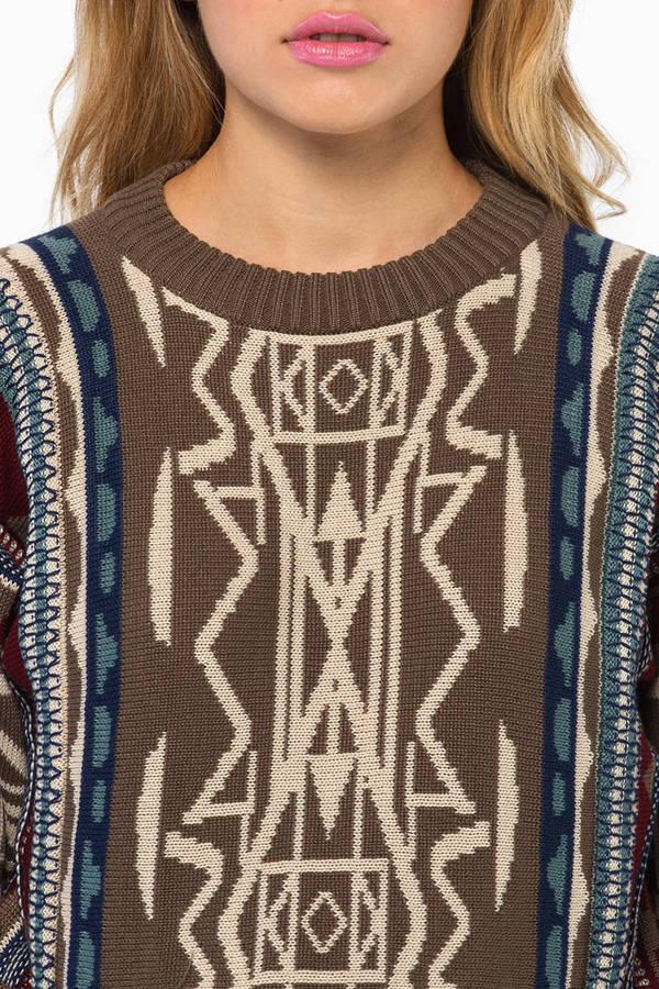 Graze On Sweater
