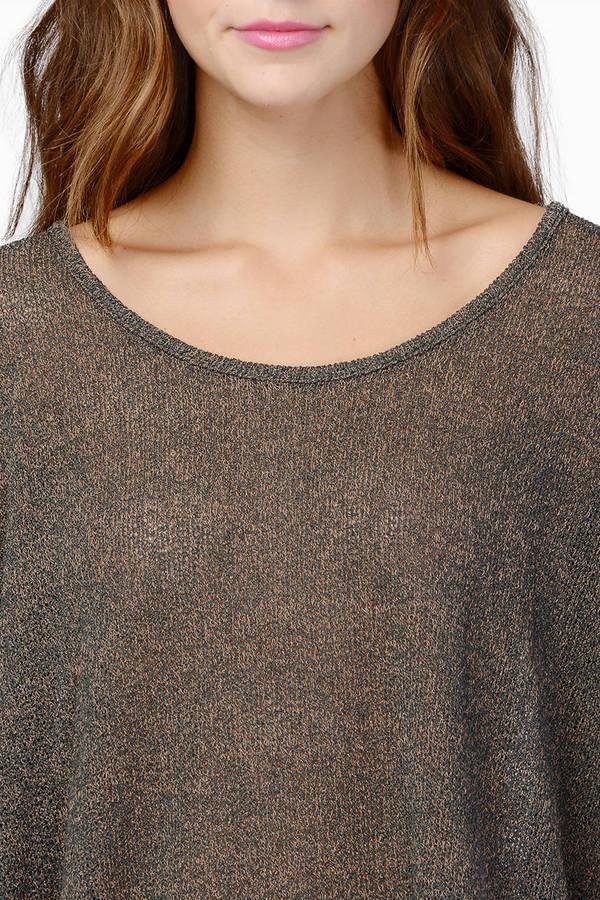 Jasmine Long Sleeve Top