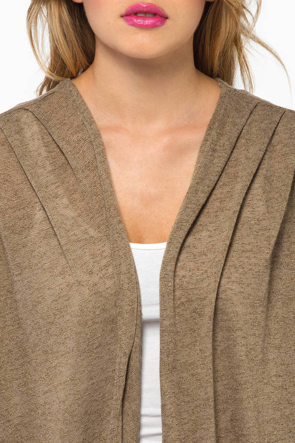Wander and Lust Cardigan