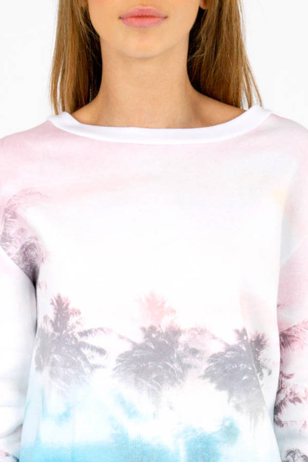 Glamorous For Your Island Only Sweater