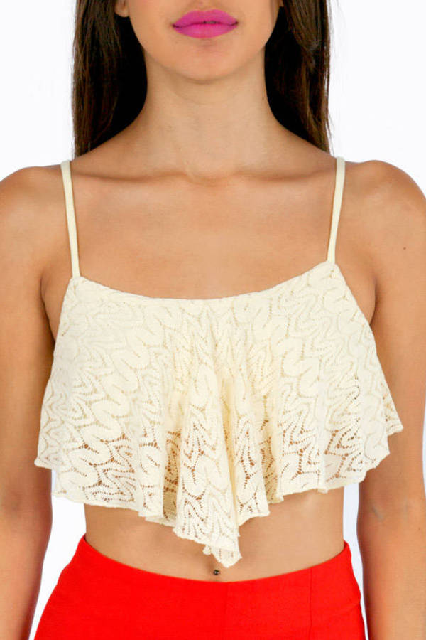 Cali Bound Crop Top
