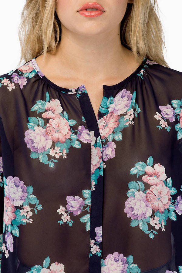 No Fuss Blouse