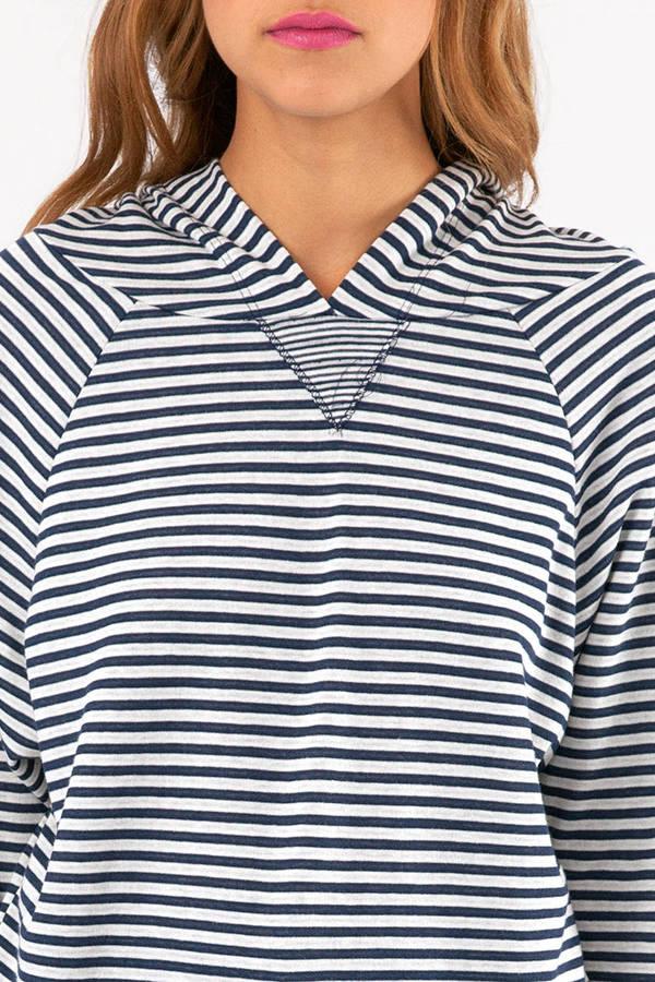 Strictly Stripes Hoodie