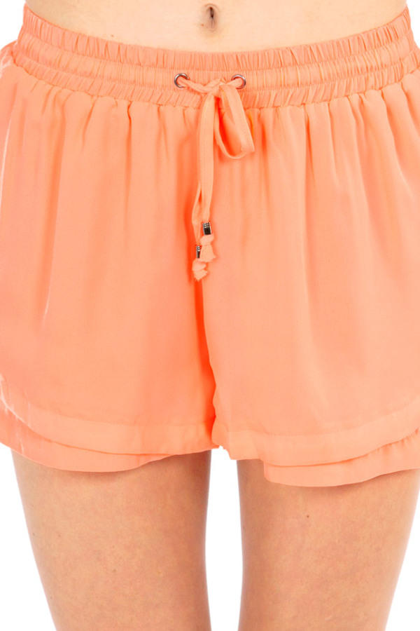 Double Trouble Shorts