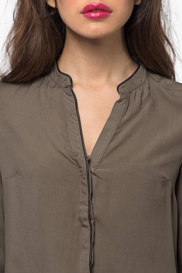 Class Act Blouse