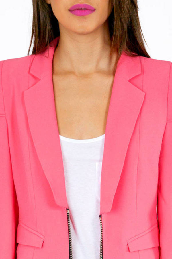 English Rose Bright Side Blazer