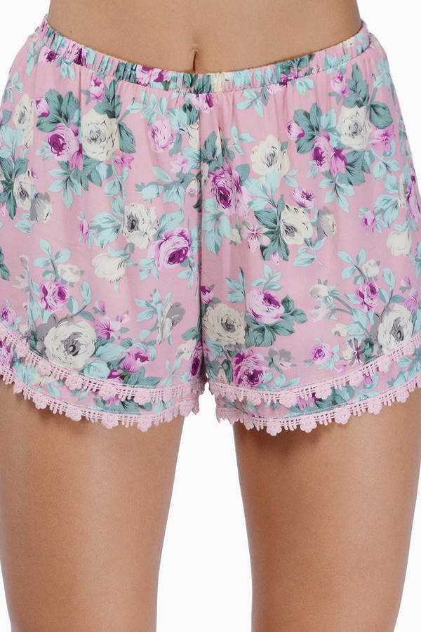 Double The Tier Shorts