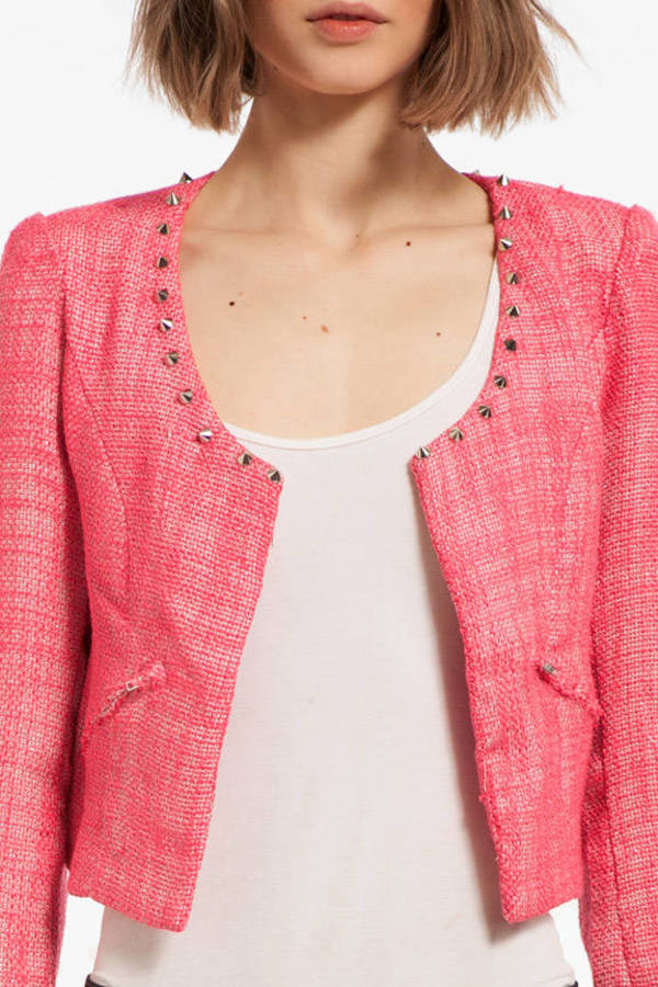 Lady Stud Jacket