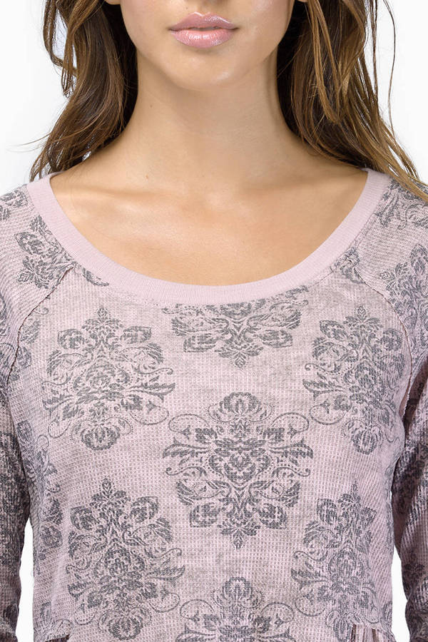 Cold Outside Top