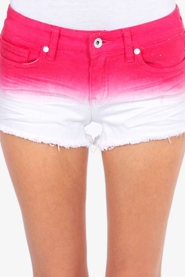 Soley Ombre Shorts