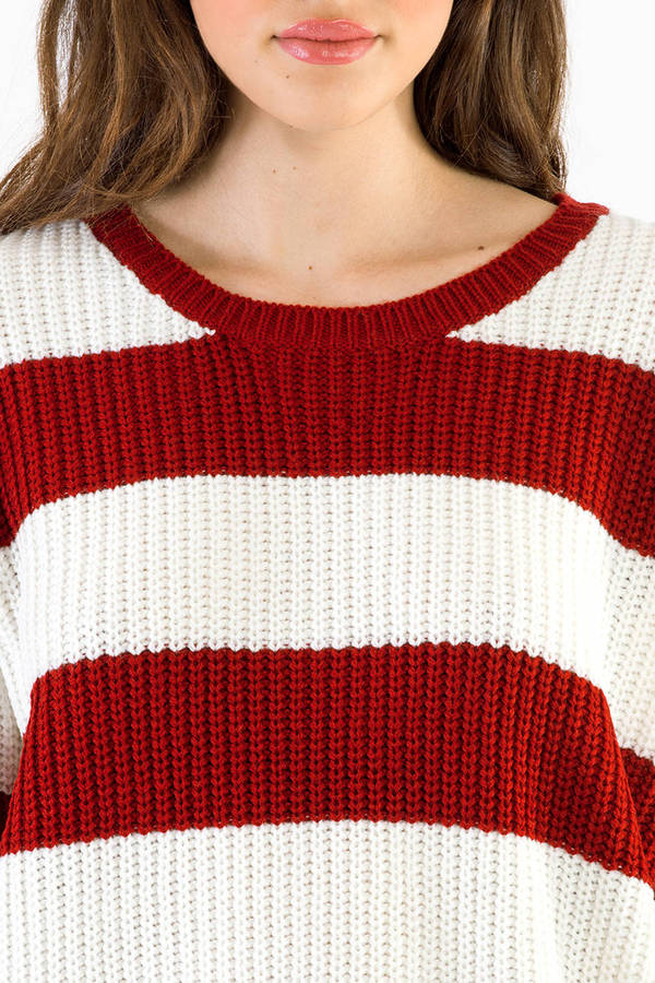 Carlie Knit Sweater