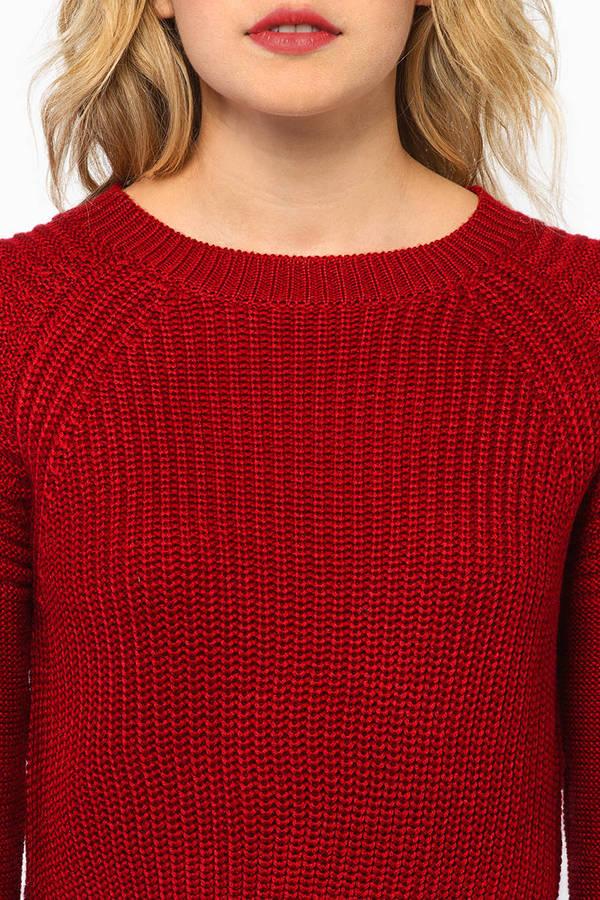 Kandy Crop Sweater
