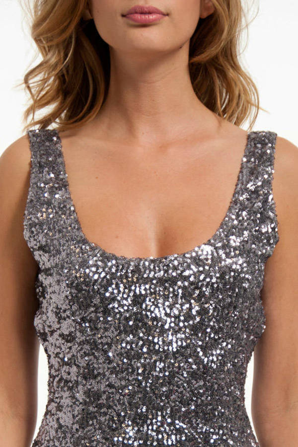 Trina Sequined Dress