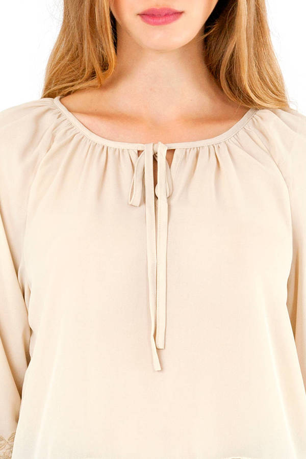 Evey Embroidered Blouse