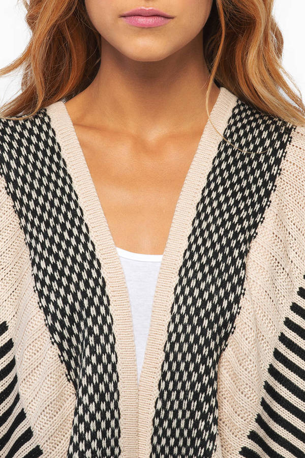 For The Frill Of It Cardigan