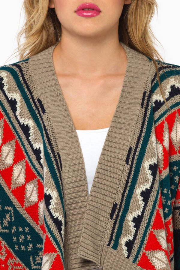 Paramore Cardigan Sweater