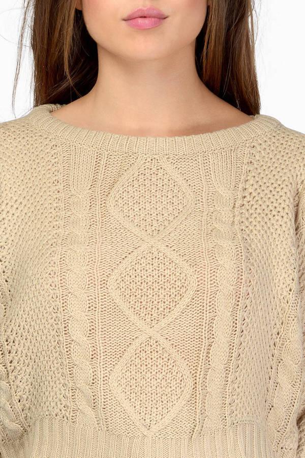 Sending Chills Sweater