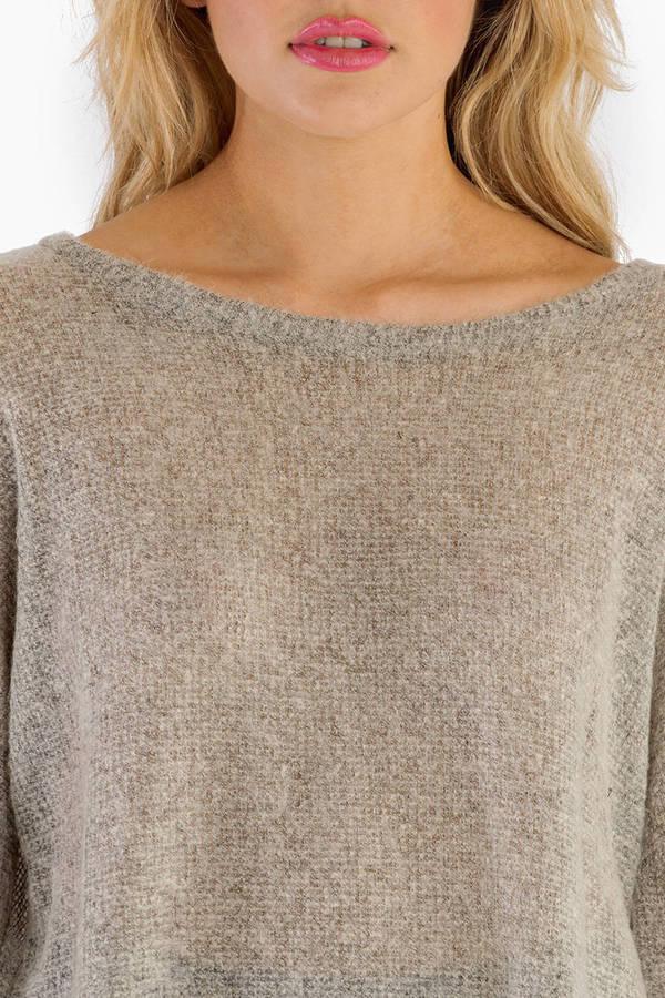 Stolen Kisses Sweater