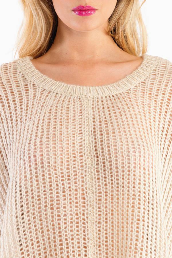 2 Shadez Knit Sweater
