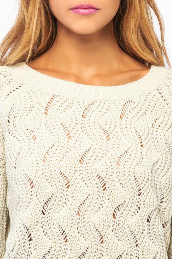 In Knit To Win It Sweater