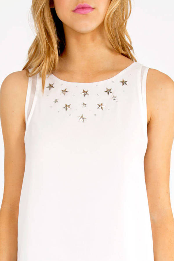 Star Stud Tank Top
