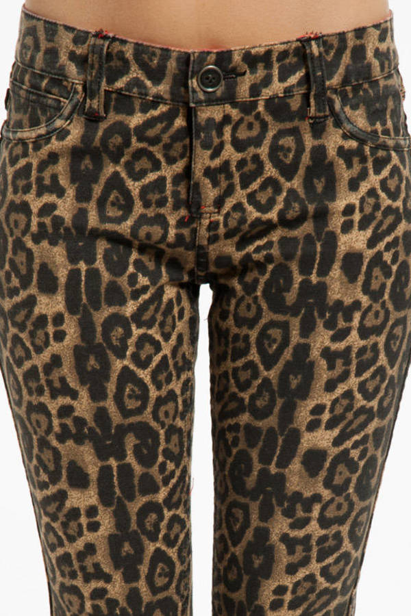Tripp NYC Wildin' Side Out Reversible Pants