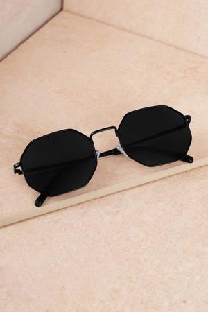Black Sunglasses Round Sunglasses Black Shades Small