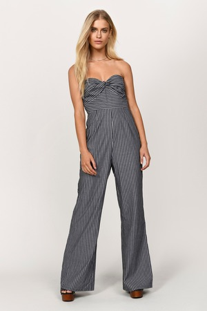 0a71d30811c4 Jumpsuits | Denim Jumpsuit, Sexy White Jumpsuits for Women | Tobi