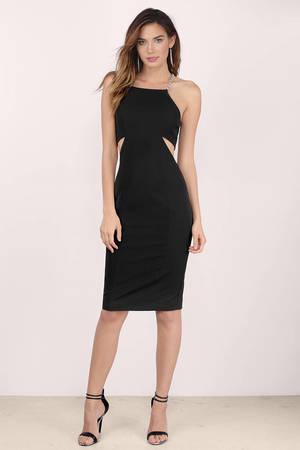 Evening Dresses - Long Black- Cocktail- Formal Gown- Party Dress- Tobi