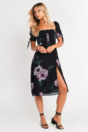 498684f50e47 Midi Dresses