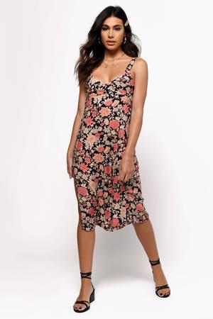 b603e0eb03 Black Dress - Sleeveless Dress - Stunning Black Dress - Midi Dress ...