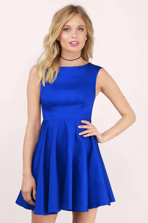 Cobalt Blue Dress | Shop Cobalt Blue Dress at Tobi