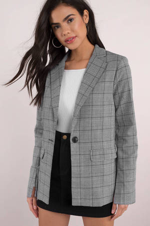 Women S Blazers Long Velvet Blazers Casual Black Blazer