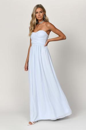 d4446e3b780b Blue Dresses