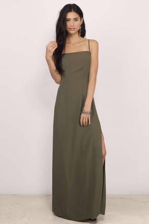Maxi Dress Extra Long