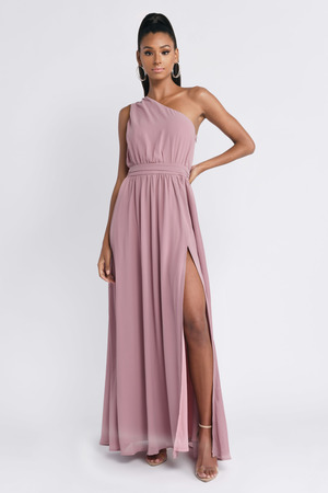 316aae06038 Pink Maxi Dress - Backless Homecoming Dress - Elegant Pink Dress - C ...