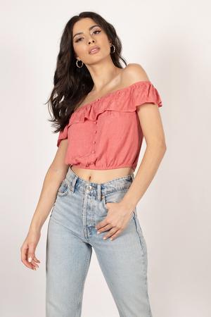 3d6a5e275118 Tops for Women | Cute Shirts, Trendy Crop Top, Sexy Bodysuits | Tobi