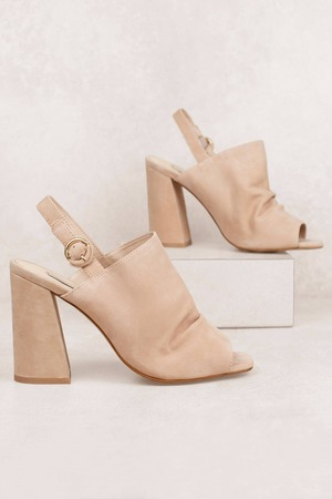 chinese laundry shoes  nude heels black booties sandals