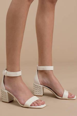 dolce vita  heeled sandals mules booties high heels  tobi