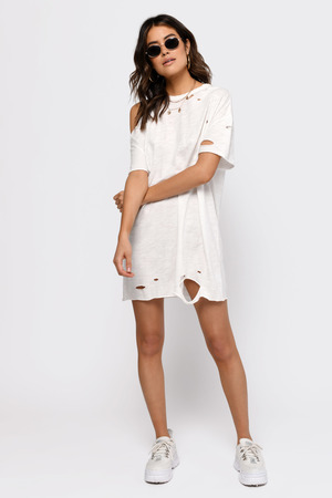 9955d32ac631 T Shirt Dresses
