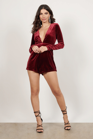 Plunging Necklines Deep V Rompers V Neck Dresses Amp Tops