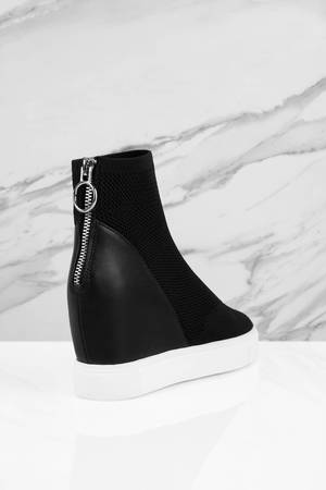 1a0224dcb9a Lizzy Wedge Sneakers