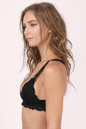 8cd1843069 ... Bras · Lysa Lace Bralette · Lysa Black Lace Bralette Lysa Black Lace  Bralette ...