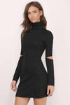 A Piece Of Me Turtleneck Dress