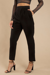 Kelly Pleated High Waist Pants