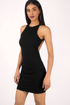 Kiss Me Ribbed Bodycon Dress