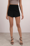 Tunnel Vision High Waisted Shorts