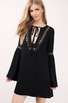 Tyrell Boho Shift Dress