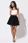 Wild Heart Lace Skirt