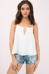 Found Your Love Keyhole Top